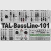 Togu audio line tal bassline 101 icon