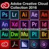 Adobe Creative Cloud Collection 2016 (31.10.16) + Crack