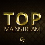 Gold class audio top mainstream icon