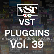 Latest vst pluggins vol 39 icon