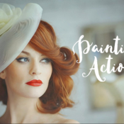 Realistic painting action photoshop action 365834 icon