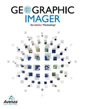Avenza geographic imager icon