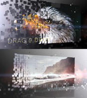 Videohive mosaic world after effects project 13693040 icon
