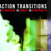 Videohive action transitions pack 19275831 icon