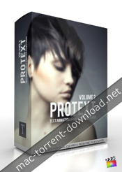 ProText: Volume 2 Text Animations for Final Cut Pro X