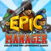 Epic manager create your own adventuring agency icon