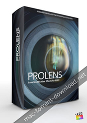 Pixel Film Studios - ProLens Lens plugins for fcpx icon icon