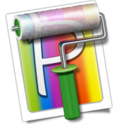 Poster maker easy way to create memorable posters and flyers icon
