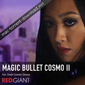 Red giant magic bullet cosmo ii icon