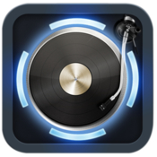 Cutedj dj mixing with native midi hid controller support icon