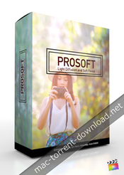 Pixel film studios prosoft light diffusion and soft focus for fcpx icon