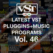 LATEST VST PLUGGINS+MUSIC PROGRAMS VOL46 [PC/MAC] Free
