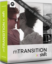 Motionvfx mtransition shift 50 modern transitions for fcpx icon