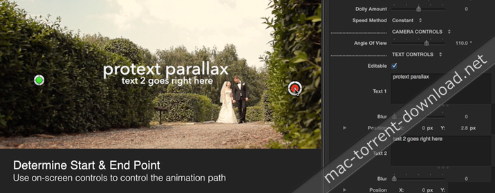 Exclusively created for Final Cut Pro X