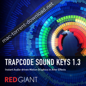 Red giant trapcode sound keys 1 3 icon