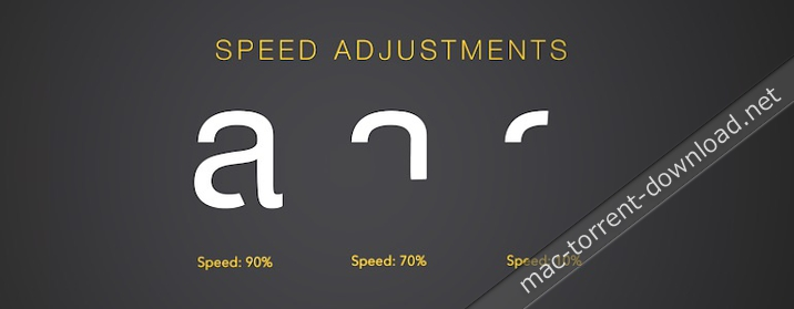 Change the Speed of Animation