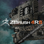 ZBrush 4R8 P2 Free Download | Mac Torrent Download