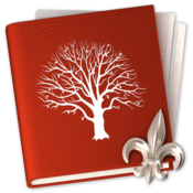 Macfamilytree 8 create and explore your family tree icon
