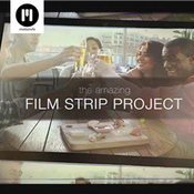 Motionvfx film strip slideshow after effect template icon