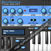 Novation bass station 2 icon