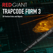 Red giant trapcode form 3 icon