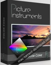 Picture instruments color cone icon