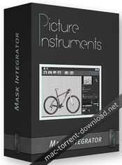 Picture instruments mask integrator icon