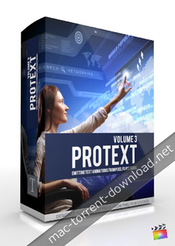 Protext volume 3 for fcpx icon