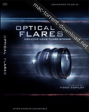 video copilot Optical Flares Overview