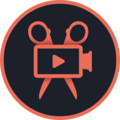 Movavi video editor 5 plus icon