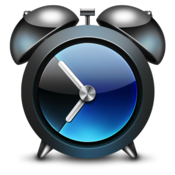 Tinyalarm tiny alarm clock for your menubar icon