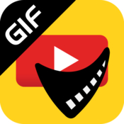 Anymp4 video 2 gif maker best video gif converter icon