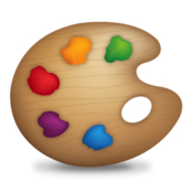 Paint expert beautiful and powerful graphics painting app icon