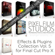 Pixel Film Studios – Effects & Plugins Collection Vol  5 for Final