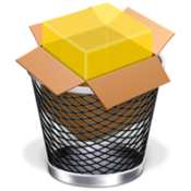 Uninstallpkgremove packages and all their contents icon