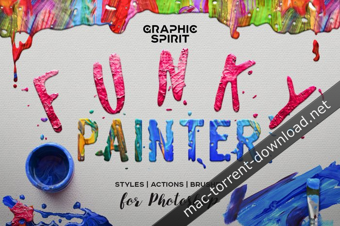 Funky Painter