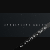 Crossphere bokeh plugin for after effects icon