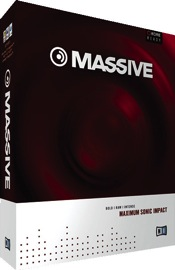 Native Instruments Massive box