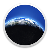 Living Earth Desktop Weather World Clock icon