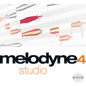Celemony melodyne studio 4 flat box icon