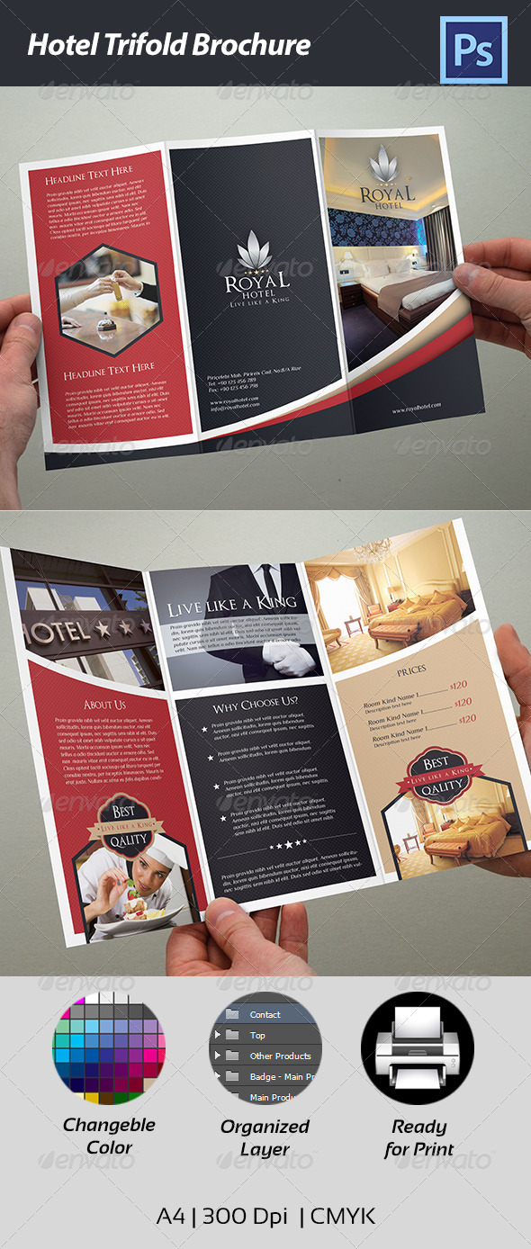 Graphicriver hotel trifold brochure 4476150 mac torrent for Free brochure templates for mac