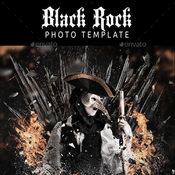 Black rock phototemplate 11270947 icon