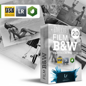 Film bandw lightroom presets 11950140 icon