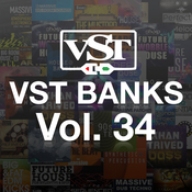 Latest vst banks v34 logo icon