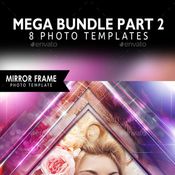 Mega bundle photo templates part 2 11547563 icon