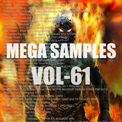 Mega samples v61 logo icon