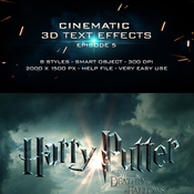 Cinematic title text effects vol 5 12251586 icon