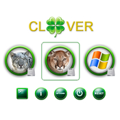 Clover bootloader icon