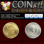 Coin creator kit 12881677 icon