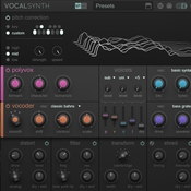 Izotope vocalsynth 1 icon